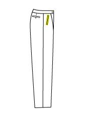 Klassische Hose